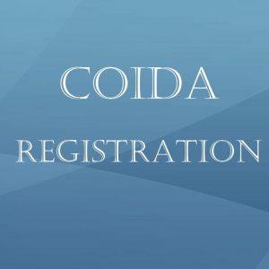 COIDA Registration assistance online