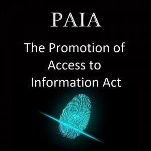 The Promotion of Access to Information Act